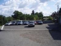 odstavné parkoviště