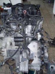 Výměna vodní pumpy Mercedes Vaneo