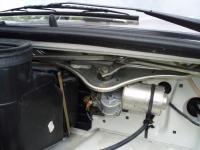 Výměna motoru stěraců