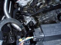 Výměna vodní pumpy BMW 320