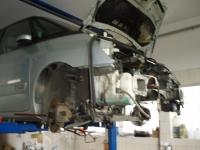 Renault Espace 2,2DCI výměna motoru