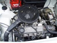Údržba Škoda Felicia 1,3i