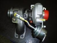 Výměna turbodmychadla Ford C max