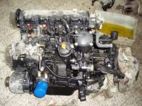 Fiat Scudo 1,9TD výměna motoru