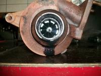 Ubroušené lopatky turbodmychadla Peugeot 307