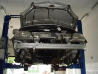 Mercedes A 1,7CDI výměna motoru