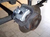 Výměna zadních zarezlých brzdičů Renault Master 2,2DCI