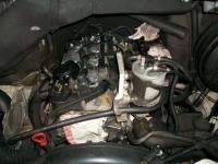 Oprava vstřikování Mercedes Sprinter 2,8DCI