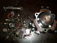 Oprava vstřikovacího čerpadla Mercedes Sprinter 2,8DCI
