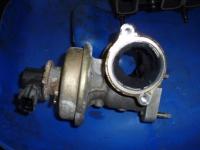 Zanesený AGR ventil (špatné vstřikovače)