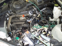 Oprava elektroinstalace Peugeot 407