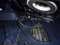 Oprava elektroinstalace přepínačů pásů