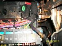 Oprava elektroinstalace BMW 530 D