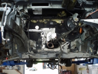 Mercedes A 1,7DCI výměna motoru