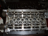 výměna podpálených ventilů