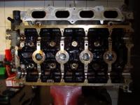 výměna výfukových ventilů